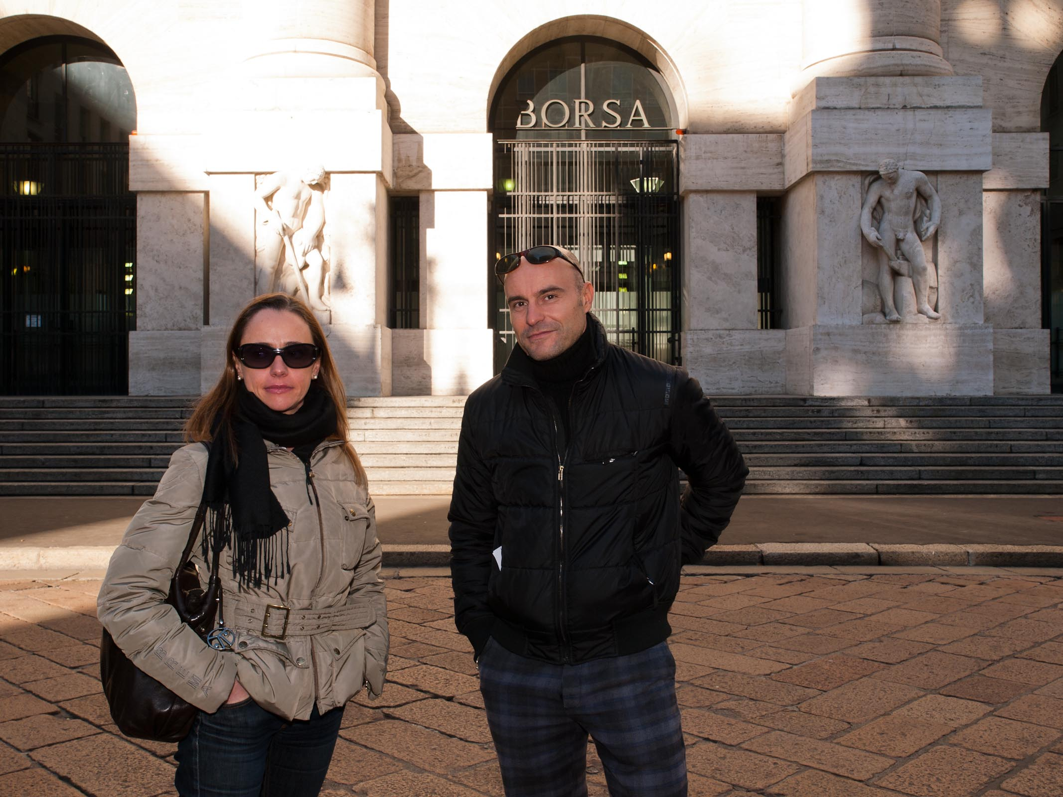 Romina e Luciano