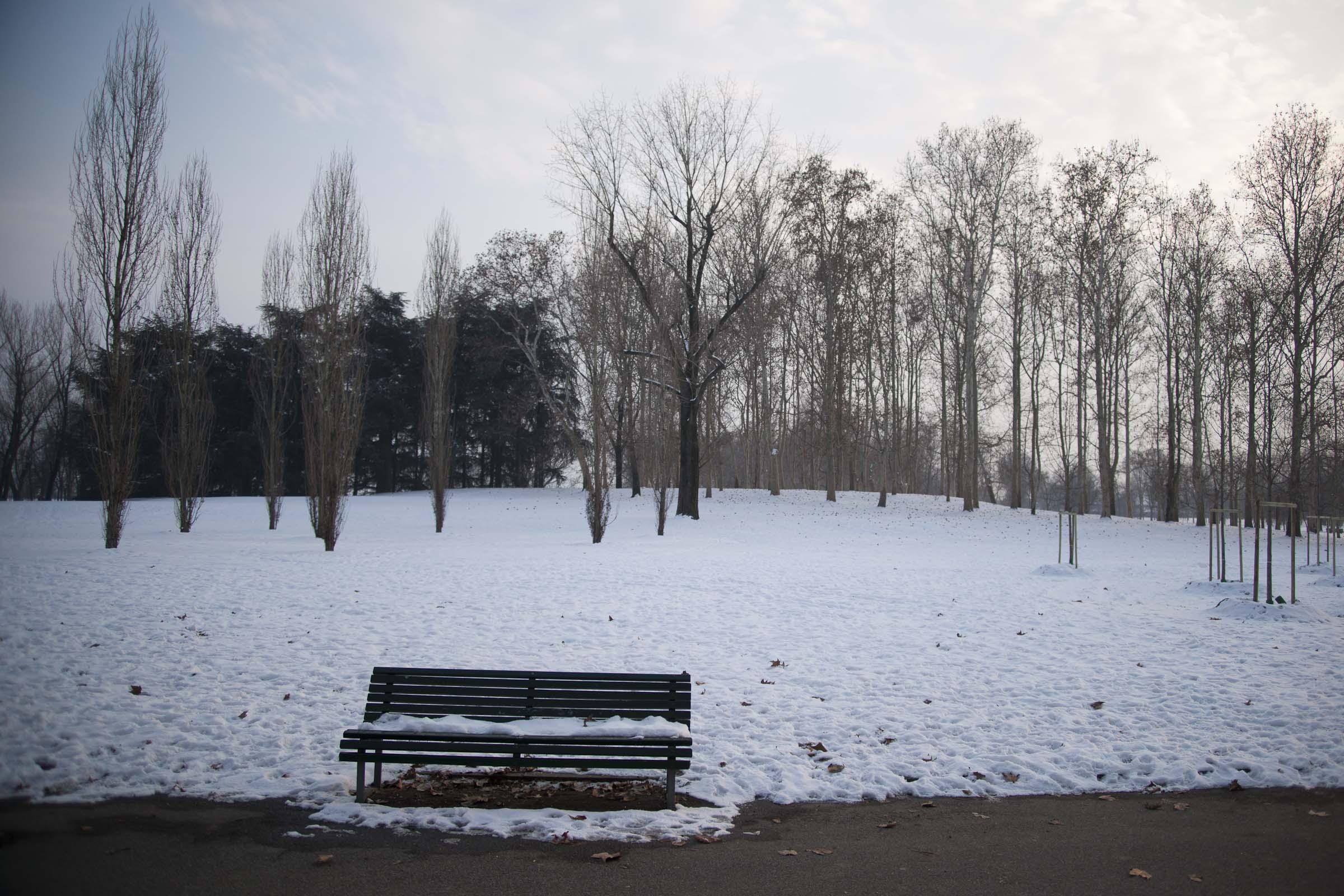 03 - Alone Bench
