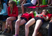 Sleeping Legs