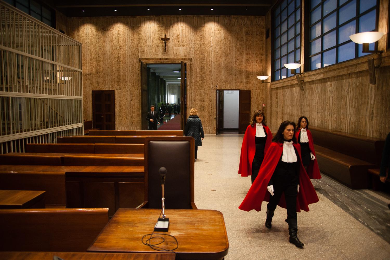 Arrivano i Giudici