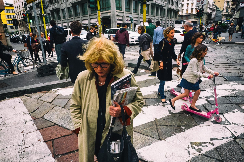 Milano 15, Largo Augusto
