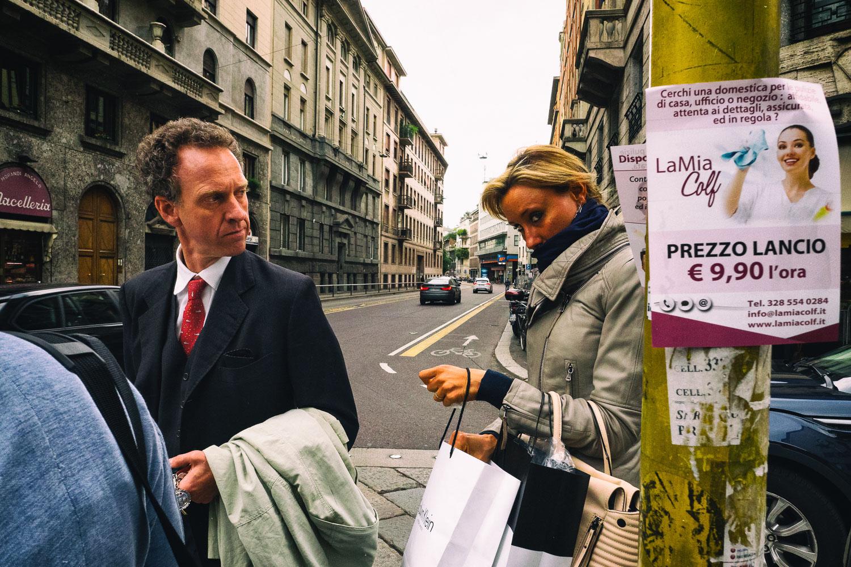 Milano 16, Via Umberto Visconti di Modrone