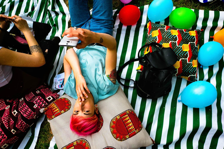 I colori del festival