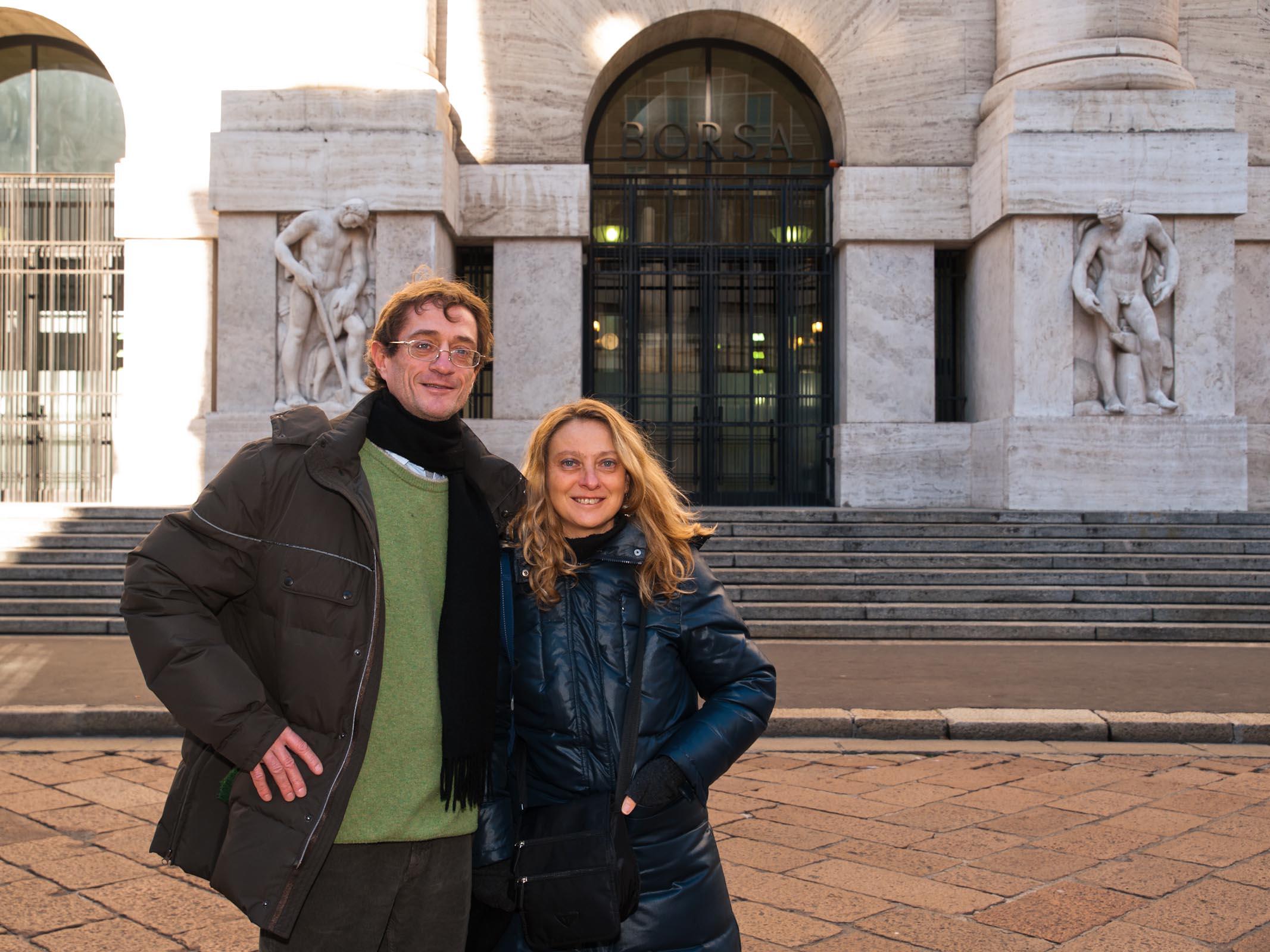 Sabino ed Anna Maria
