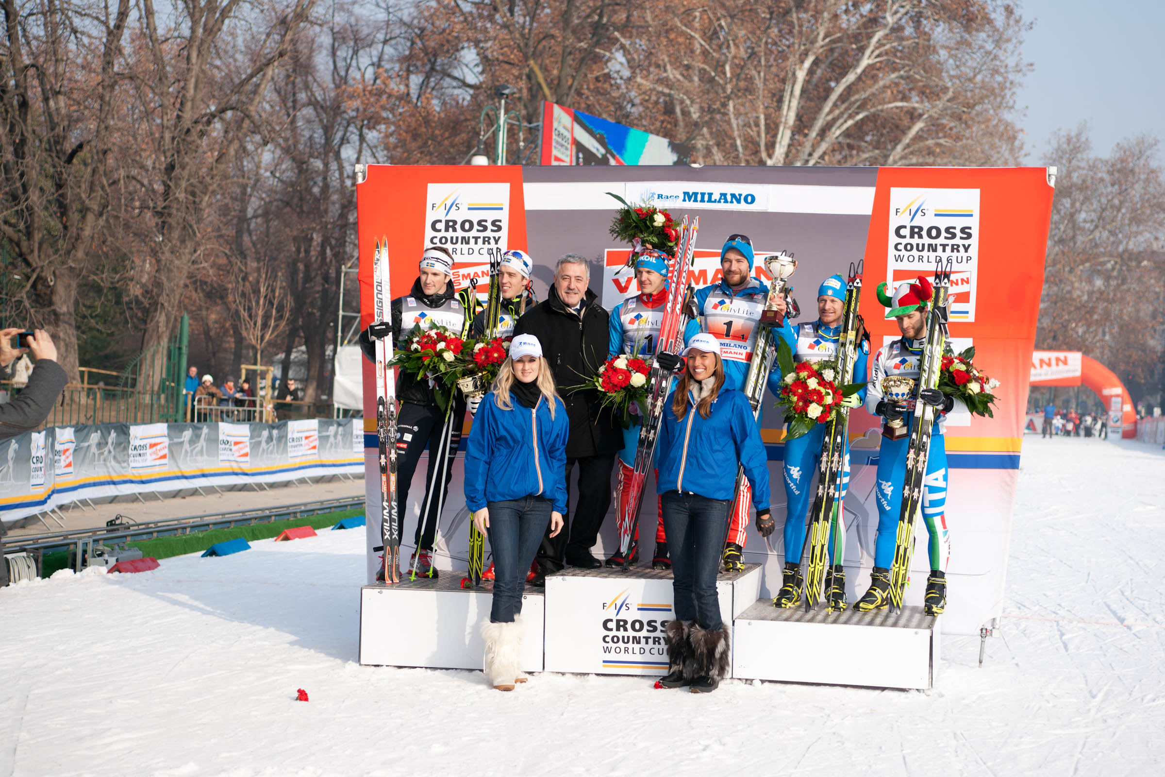 Official Podium