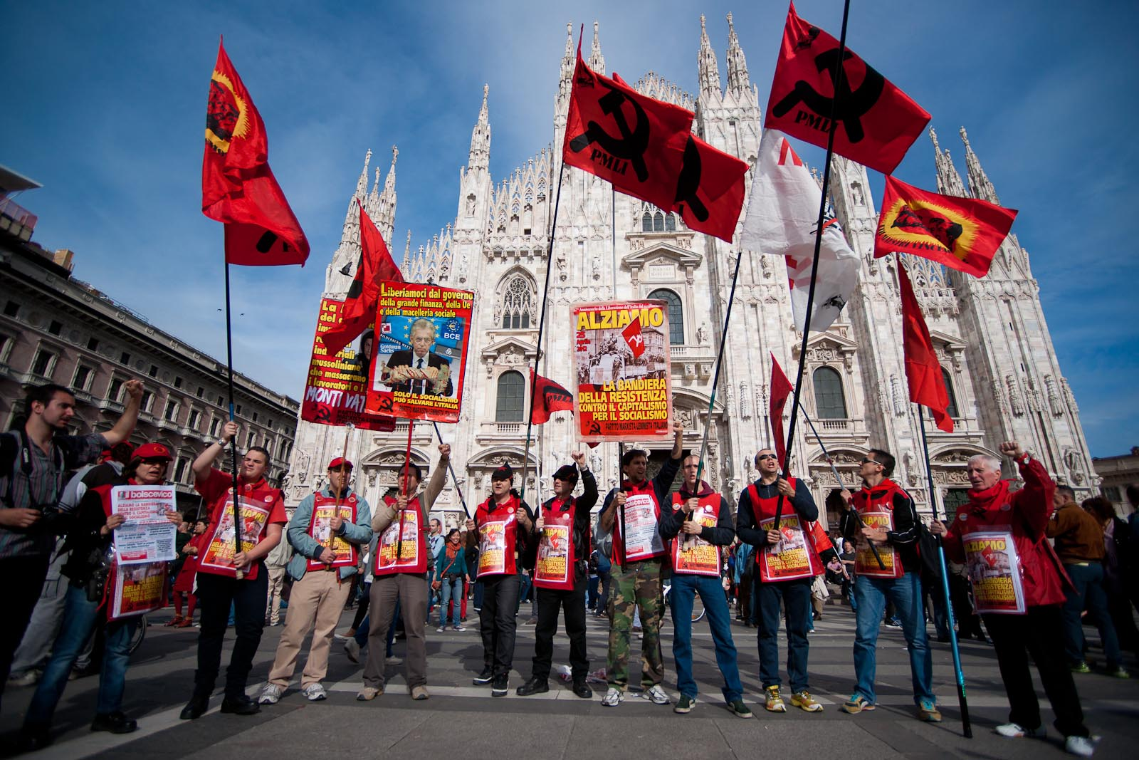 02 - Milan with last communists