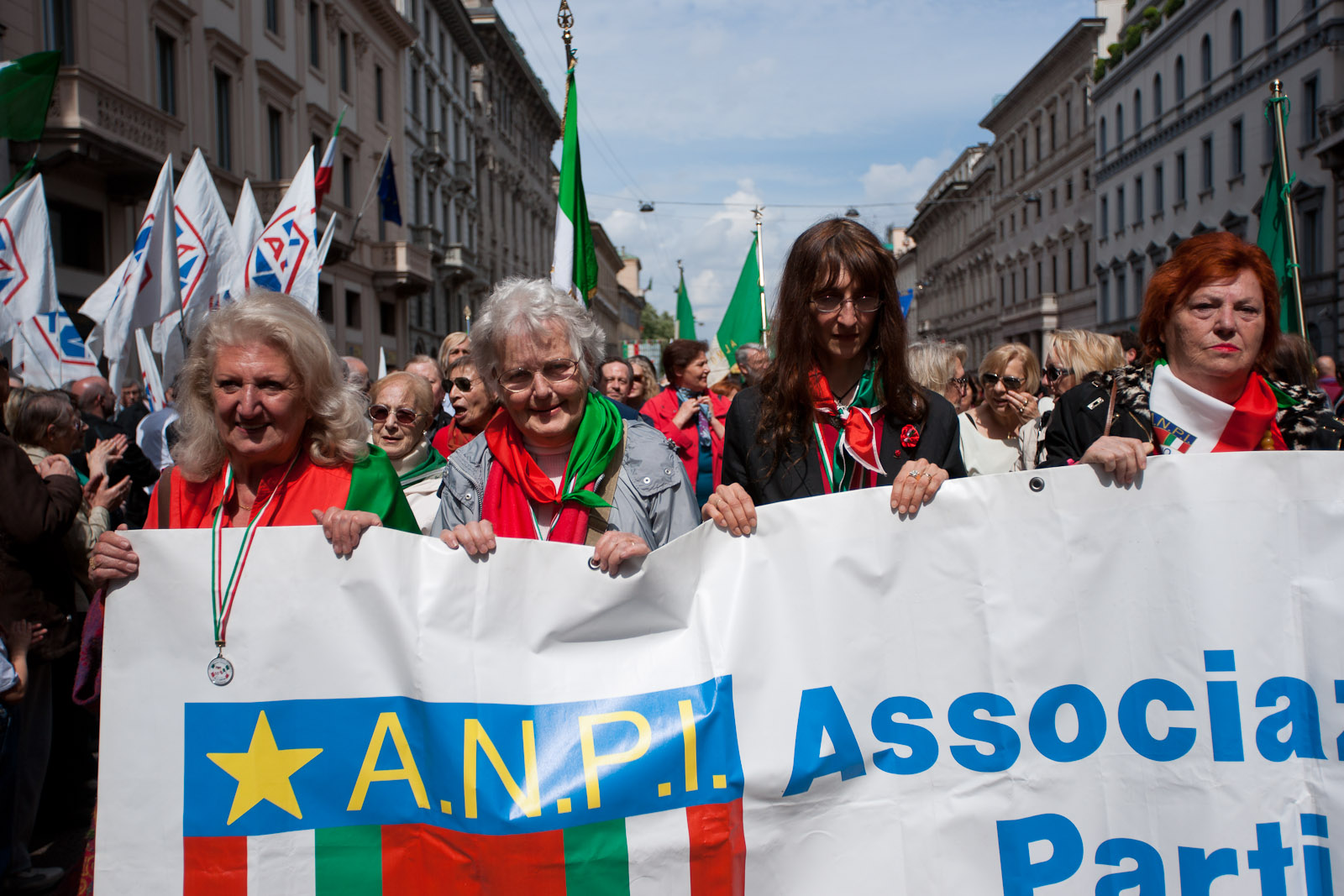 07 - ANPI (National Italian Partisans Organisation)