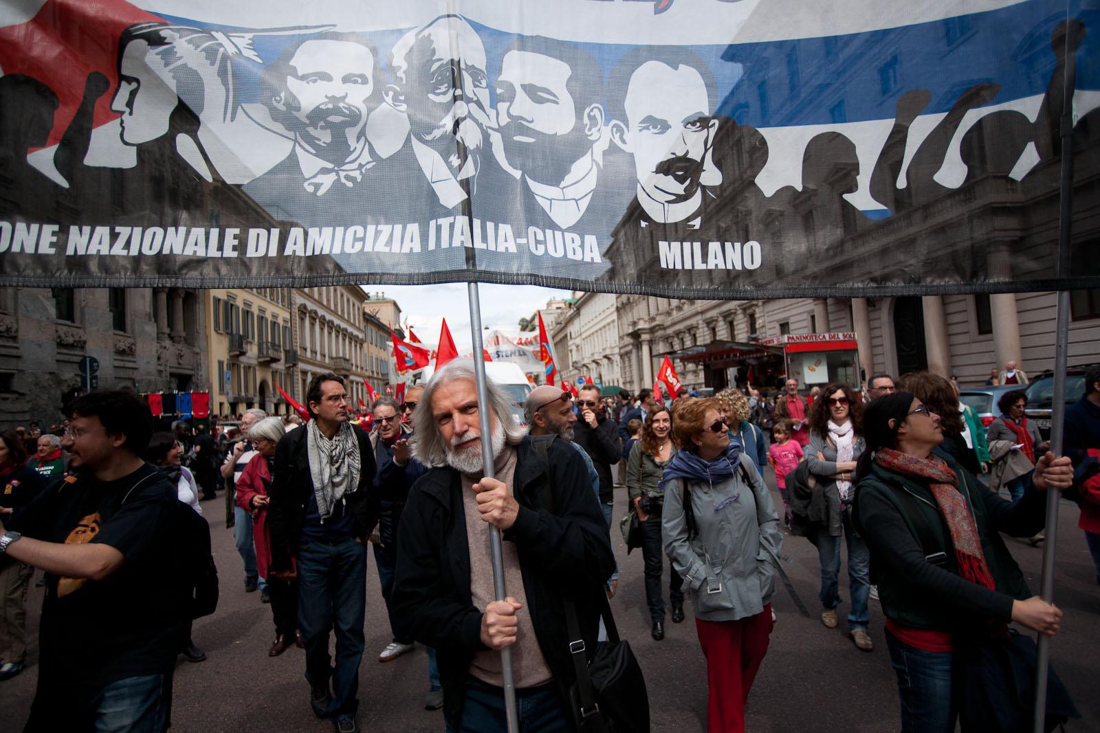 10 - Italia & Cuba Friends