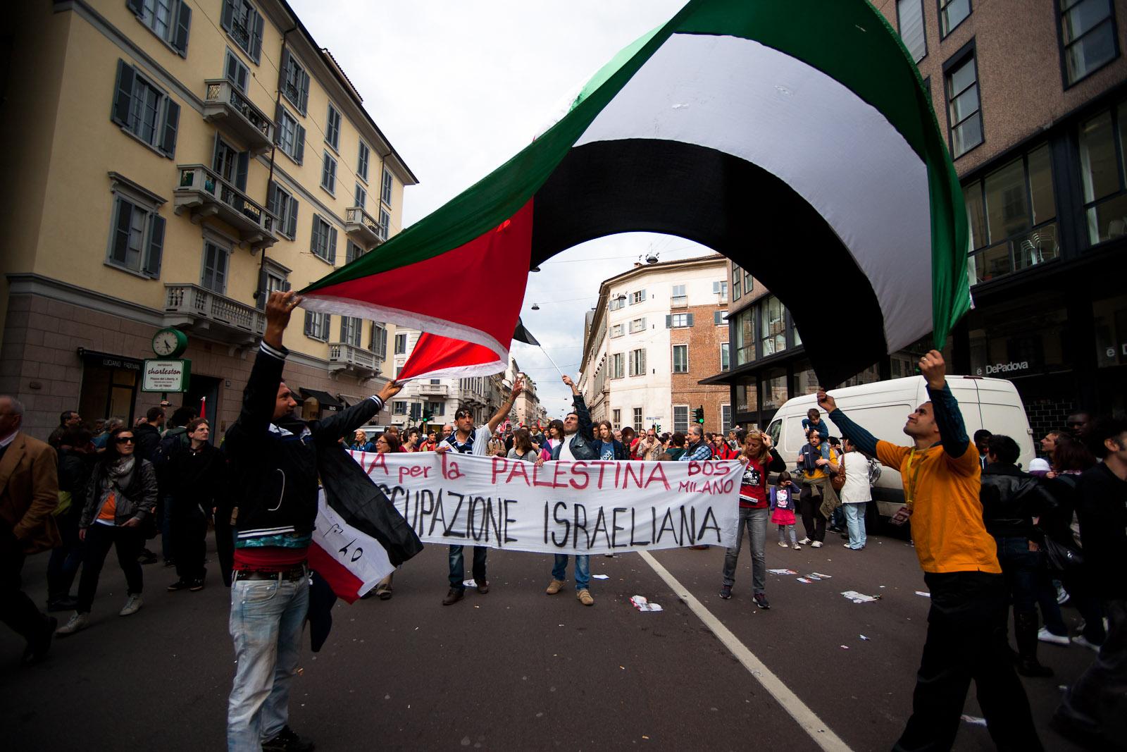 24 - Free Palestine