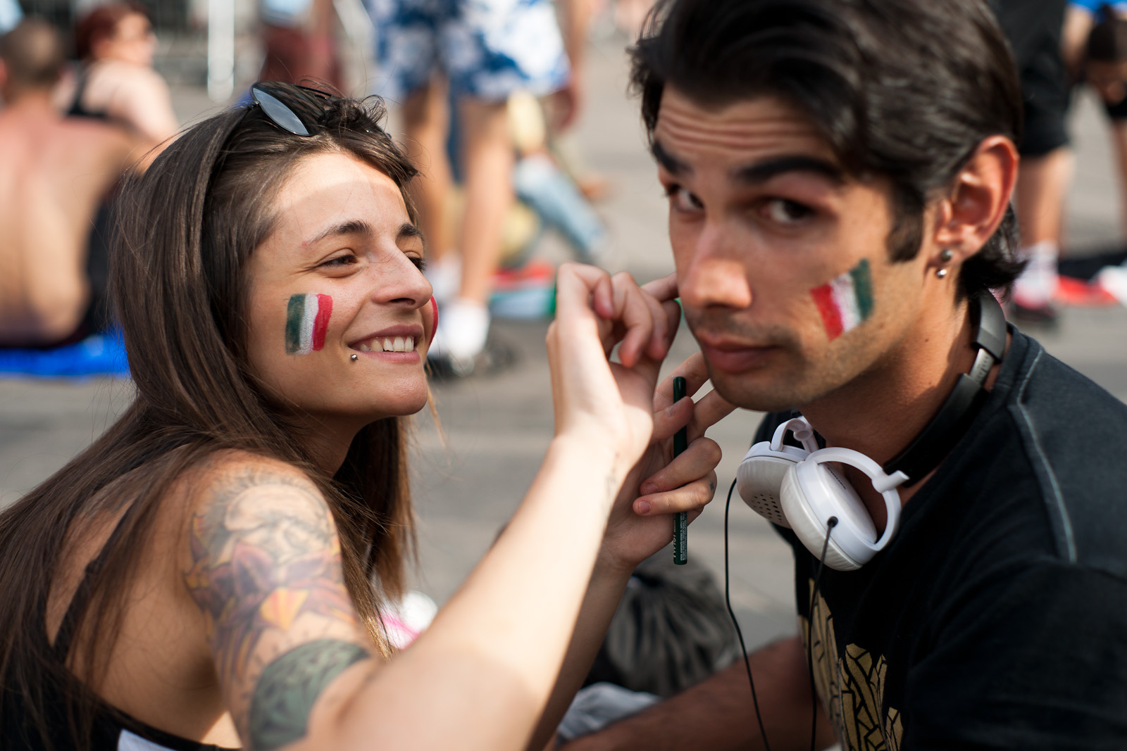 Italian Make Up