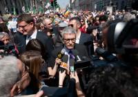 Mr. Nicky Vendola (Political Secretary of Italian Left Party SEL)
