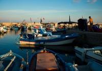 Il porticciolo di Punta Lunga : The little harbour of ''Punta Lunga''
