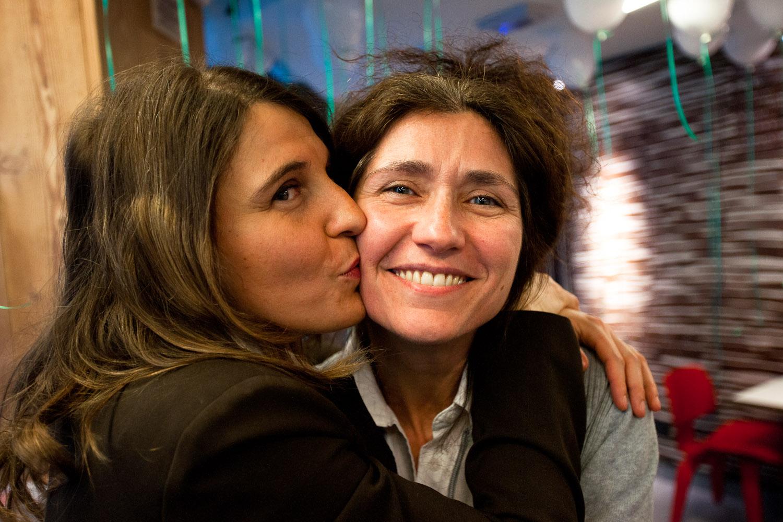 Tania's Kiss