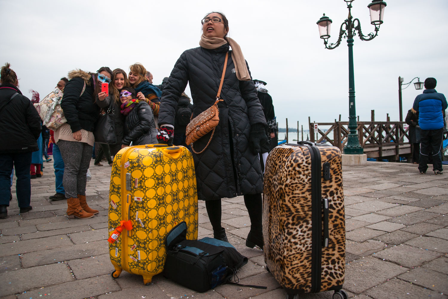 Tourist and Devices