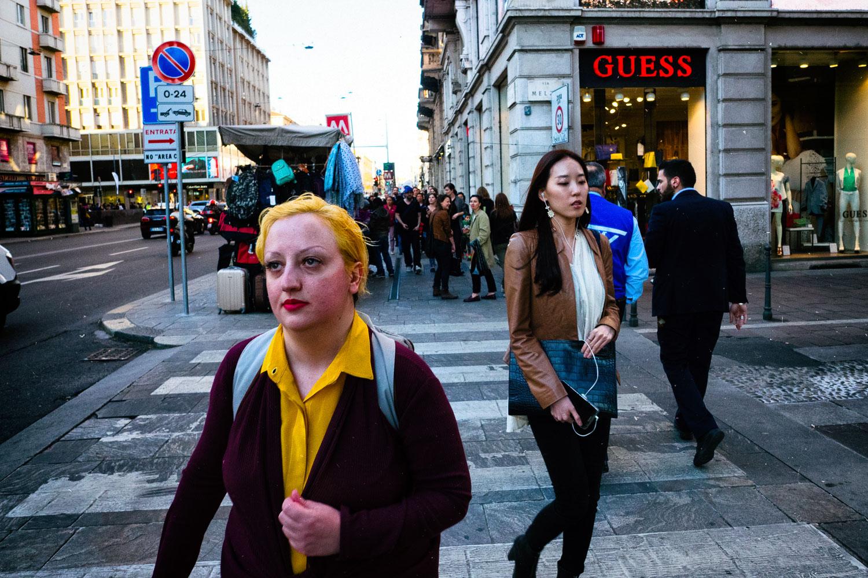 Milano 20, Corso Buenos Aires