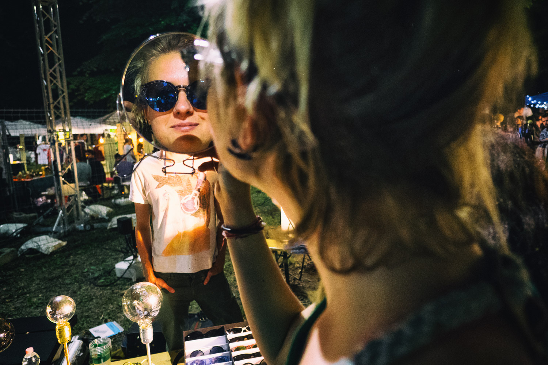 Ritratto allo specchio
