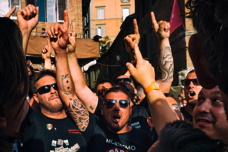 Roma Siena Lupa
