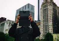 26- Black iPad